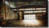OLD FACTORY, oil, pigments and enamel on wood, 61X105cm, 2011