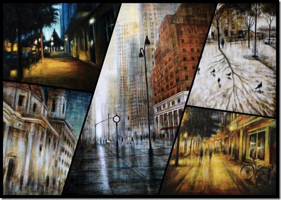 Lost in the city_